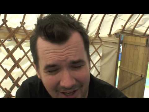 Whisky Comedian podcast with Jim Jefferies at RockNess
