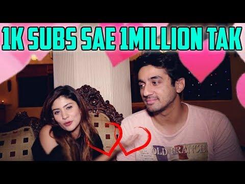 How  Mumbiker Nikhil meet Shanice Shrestha 💘💖😍 | New Youtube Policy | Ashish Chanchlani New video