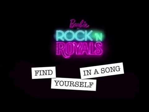 Find Yourself in a Song | Barbie em Rock'n Royals | (AUDIO) (HD)