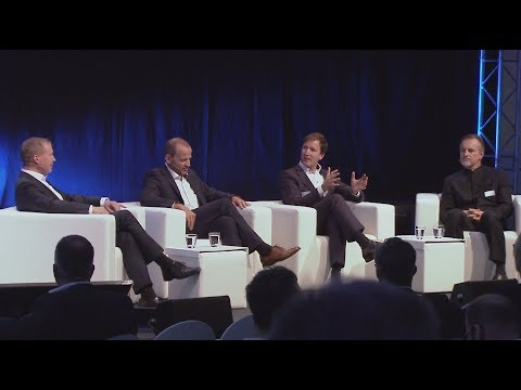 "ETAS Connections 2017: Panel discussion ""Artificial Intelligence"""