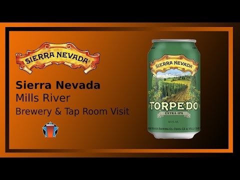 Take a tour of the Sierra Nevada North Carolina brewery and tap room