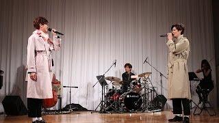 北翔海莉、新納慎也がデュエット披露!ミュージカル『パジャマゲーム』制作発表<歌唱披露>