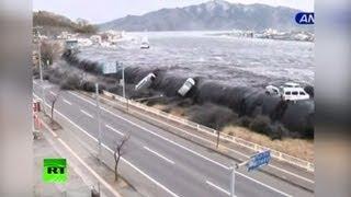 Фукусима два года спустя: как это было(Спустя 2 года после аварии на АЭС «Фукусима-1», которая произошла в марте 2011 года, по Японии прокатились мног..., 2013-03-11T13:00:16.000Z)