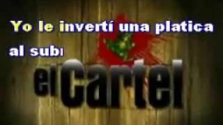 KARAOKE RATON Y QUESO EL CARTEL DE LOS SAPOS