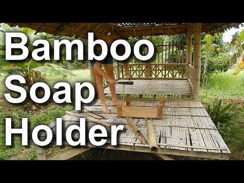 Bamboo Soap Holder (Organic)