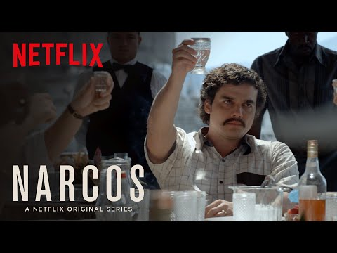 Narcos  Making of Narcos  Netflix