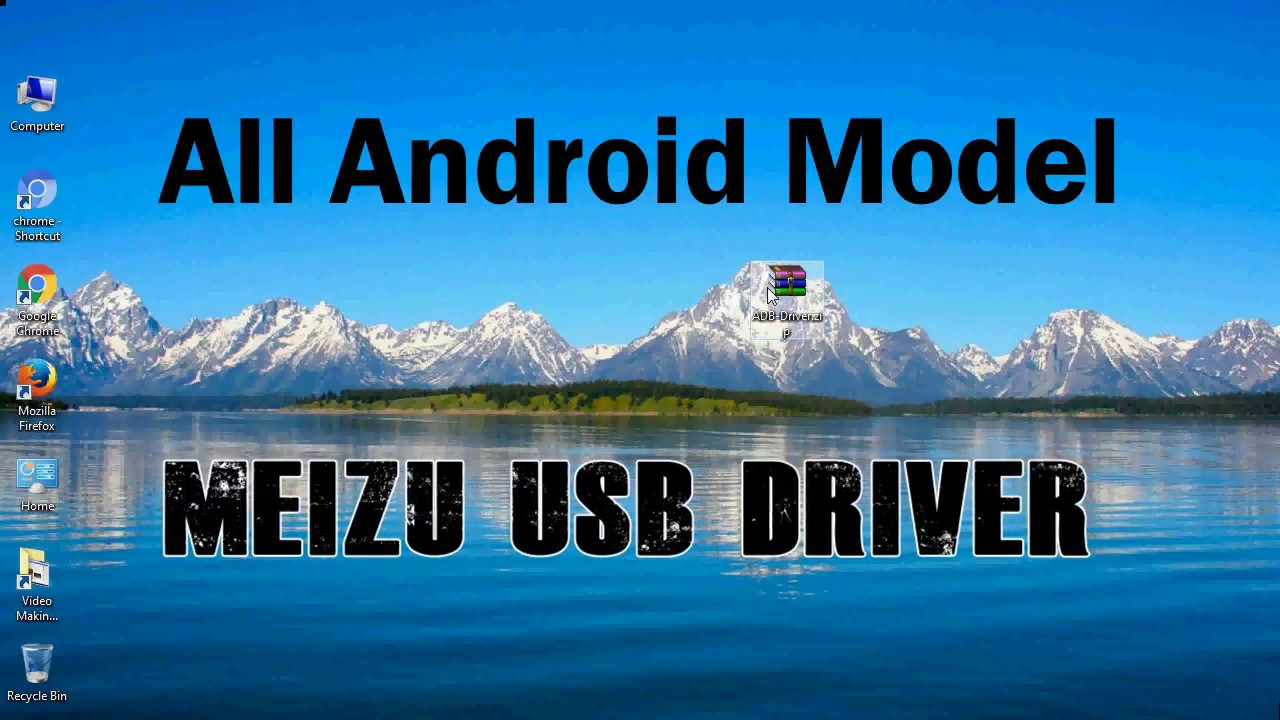 How to Install Meizu USB Driver for Windows | ADB and FastBoot