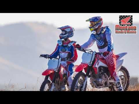 Tear Up the Trails with the 2019 Honda® CRF230F For Sale In Billings, MT   Montana Honda & Marine