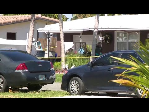 Body of woman, unconscious man found inside Pompano Beach ho