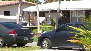 Body of woman, unconscious man found inside Pompano Beach home