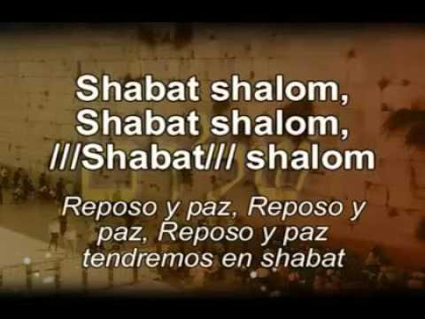Shabbat Shalom Mix
