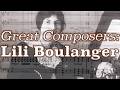 Capture de la vidéo Great Composers: Lili Boulanger