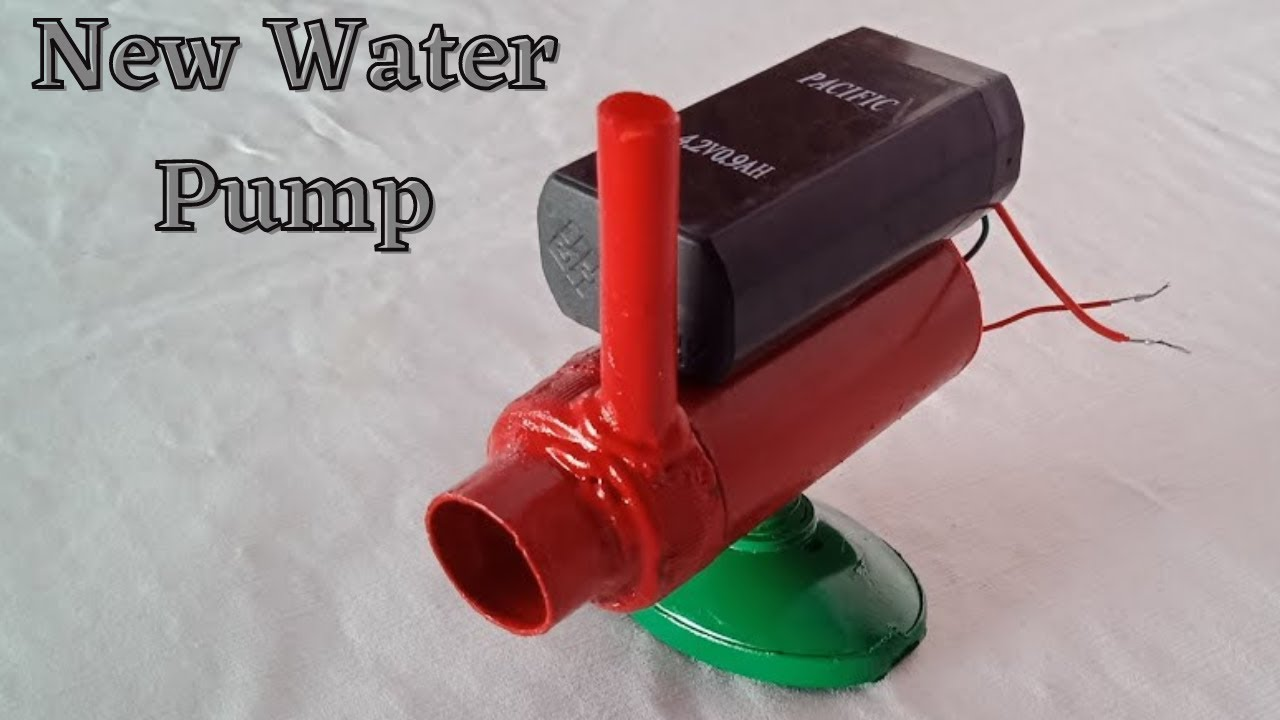 Download How to Make DC Solar Water Pump Submersible Water Pump Amazing Ideas