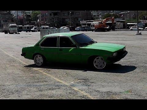80 km Hızda El Freni Çekersek Nolur ?? 1980 Model Kim Demiş Tutmuyor Diye ?? Çakma Ford Mustang