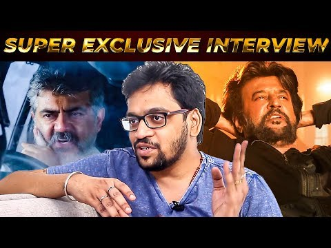VISWASAM Trailer: Ajith's Counter Dialogue to Petta - Editor Ruben Reveals the Reason