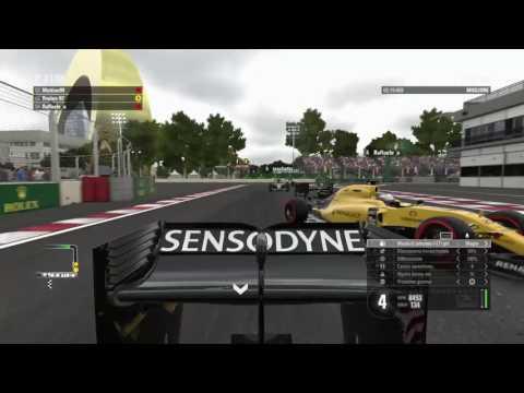 Baku Grand prix F1_Legends - Grossa soddisfazione