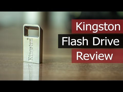 Kingston USB Flash Drive Review