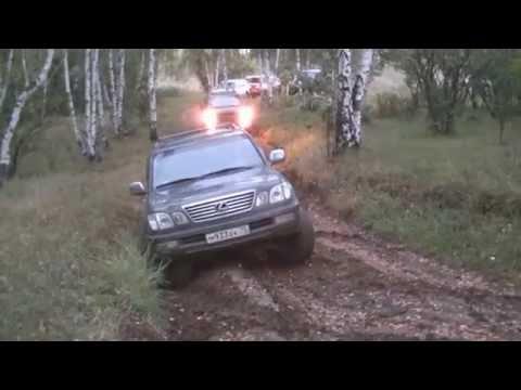 Жесть - мотор в заднем бампере. Subaru Sambar Off-road