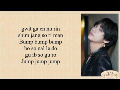 BTS (방탄소년단) - Black Swan (Easy Lyrics)