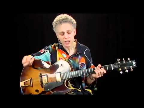 Jazz Performance - #12 Octaves - Guitar Lesson - Mimi Fox