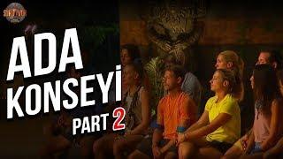 Ada Konseyi 2 Part 32 Bölüm Survivor Türkiye Yunanistan