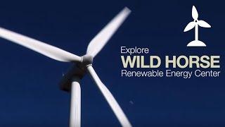 Explore Wild Horse Renewable Energy Center