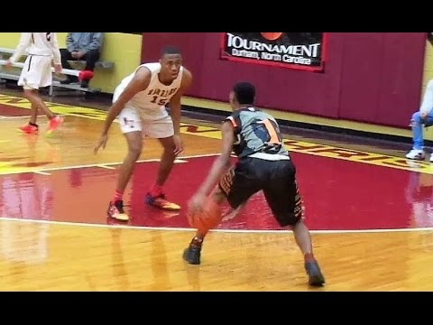 Elbert Ellis scores 40 points during championship game vs Mt Zion - Why he do that?