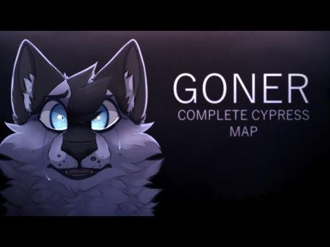 Goner complete Cypress MAP