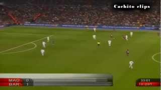 Ronaldinho vs Real Madrid El Galactico vs los Galacticos