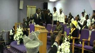 Bishop B.C. Hibbert-We Are Overcomers