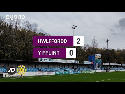 Haverfordwest Flint Goals And Highlights