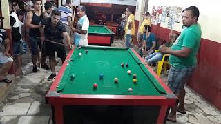 Nesse jogo aconteceu jogadas incríveis em Ji Paraná Ro. Cristiano vs Terremoto.