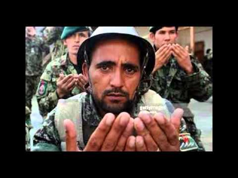 Afghan National Army Nasheeed