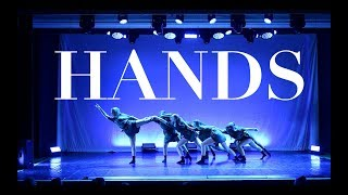 ORKID - Hands - Choreography By Alex Araya