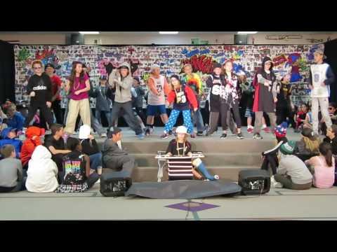 TTE 2017 5th Grade Dance - Hip Hop