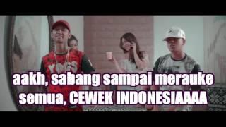 YOUNG LEX indo girl ft MACK'G (lirik)