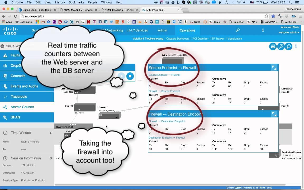 Cisco ACI service insertion with ASA - Part 2