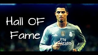 "Cristiano Ronaldo ""Hall of Fame""ft. Will.I.am. 2016 HD"