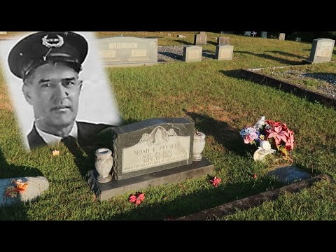 The cemetery where Elvis Presley's twin Jesse Garon and Gt Uncle Noah Presley are buried -Priceville