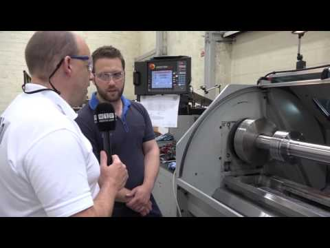 Helipebs XYZ SLX 555 installation machining Inconel