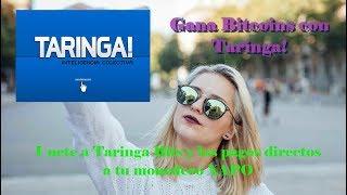 Gana Bitcoins con Taringa! - Inteligencia Colectiva