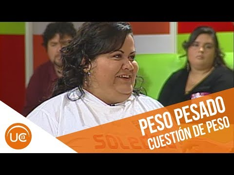 Soledad se somete al primer control de Peso Pesado   Cuestión de Peso