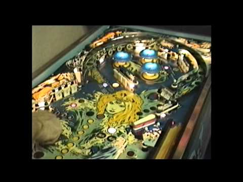 #30 Understanding Pinball - Stern's SEA WITCH - Learn How It Plays! - TNT Amusements