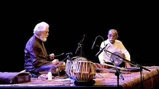 Persian Music: 'Mahour' Djamshid Chemirani & Paul Grant Duet: Santour & Tombak