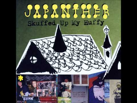 Japanther - Skuffed Up My Huffy [Full Album]