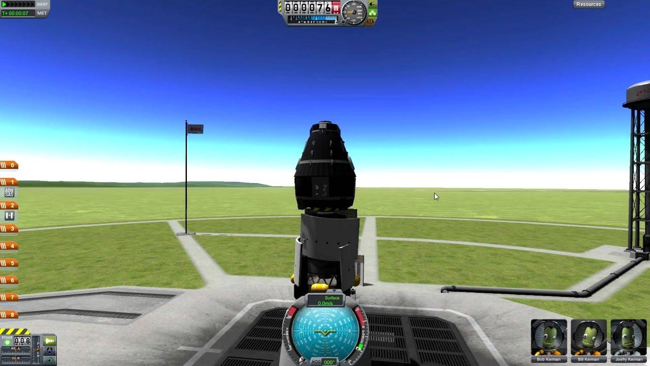 kerbal space program novapunch pack