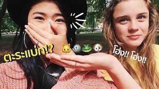 เสียงสัตว์แบบไทยๆ VS ฝรั่ง งงในงง 😂 เก็บตก ชิมขนมโปแลนด์!! | #สตีเฟ่นโอปป้า