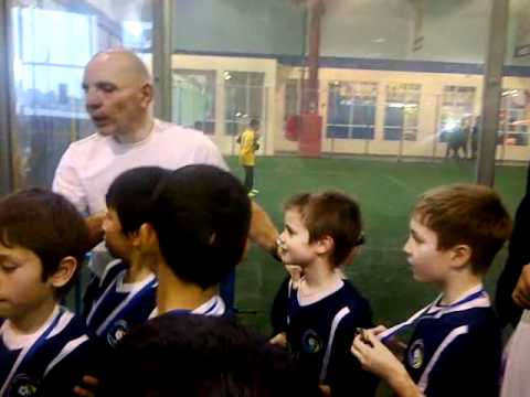 CJSL Soccer Tournament at Chelsea Piers Field House - U9