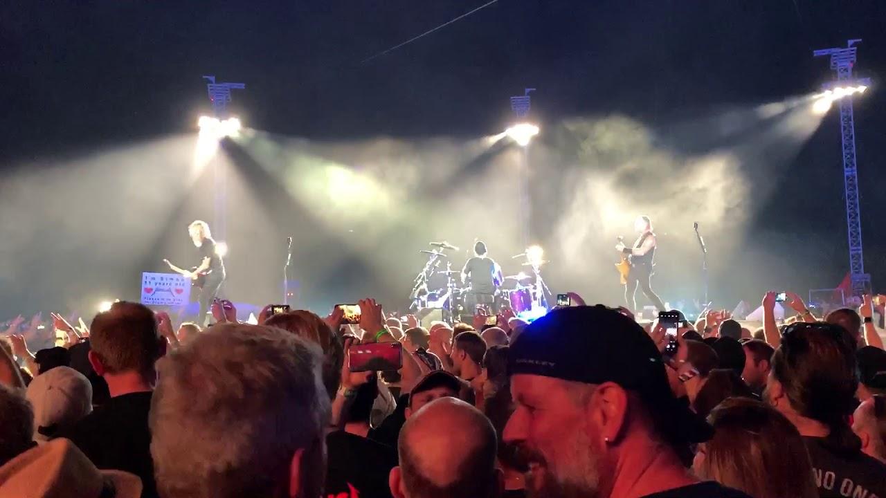 Metallica Mannheim Tickets, Maimarkt Mannheim, 25. August
