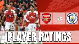 Arsenal Player Ratings - Only A Couple Of Players Impressed Me